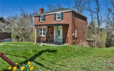 Wilkins Twp Single Family Home Contingent: 917 Elizabeth