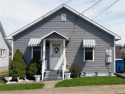Single Family Home For Sale: 145 Center Ave
