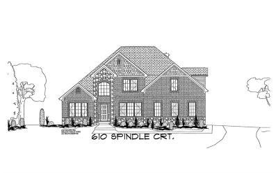Single Family Home For Sale: 326 Spindle Court