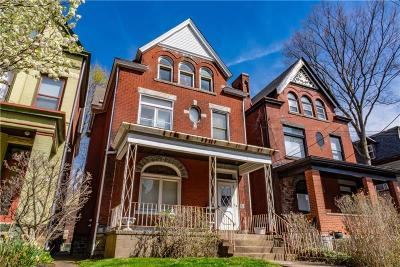 Shadyside Single Family Home Contingent: 5535 Kentucky Ave