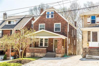 Regent Square Single Family Home Contingent: 1424 Macon Ave