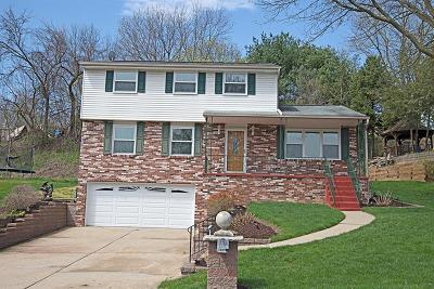 Penn Hills Single Family Home Contingent: 673 Twin Oak Dr