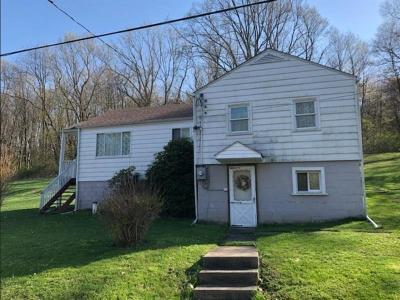 Salem Twp - Wml PA Single Family Home Sold: $62,000