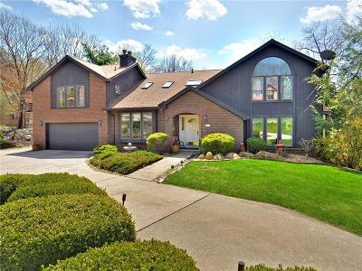 Murrysville Single Family Home For Sale: 4624 Windbrook Dr