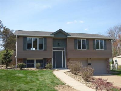 Level Green Single Family Home Contingent: 168 Autumn Drive