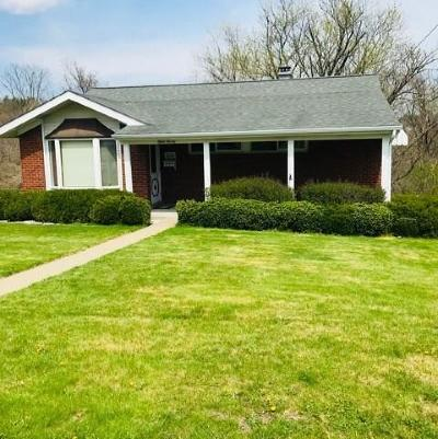 Wilkins Twp Single Family Home For Sale: 320 Delaney Dr