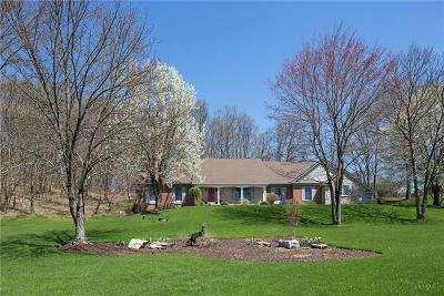 Murrysville Single Family Home For Sale: 3917 Bridgewood Cir