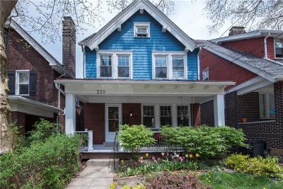 Edgewood Single Family Home Contingent: 229 Oakview