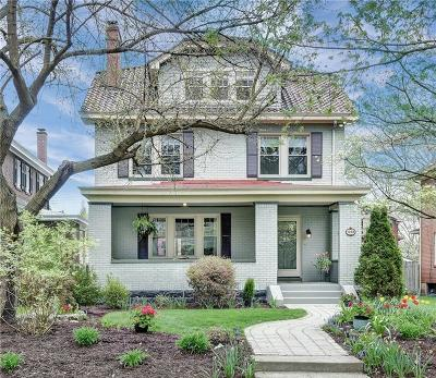 Regent Square Single Family Home Contingent: 1205 Laclair Ave