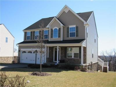 Jefferson Hills PA Single Family Home Sold: $357,000