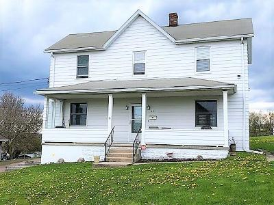 Meyersdale Boro Single Family Home Contingent: 601 High St