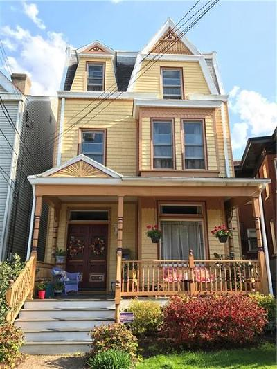 Shadyside Single Family Home For Sale: 6402 Howe