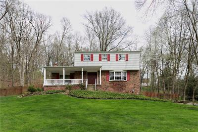 Murrysville Single Family Home For Sale: 4290 Trouthaven Drive