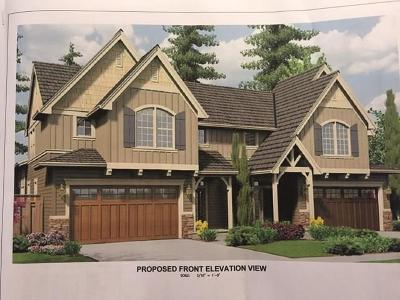 Single Family Home For Sale: 3104 Derby Court - Lot 4012 A