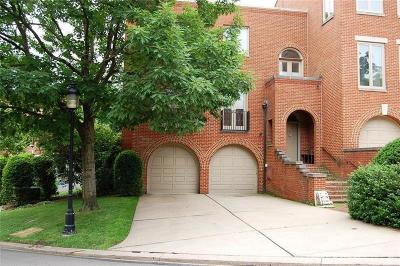 Squirrel Hill Townhouse For Sale: 309 Schenley Rd