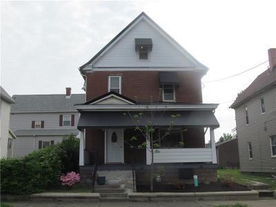 Latrobe Single Family Home For Sale: 1704 Jefferson Street