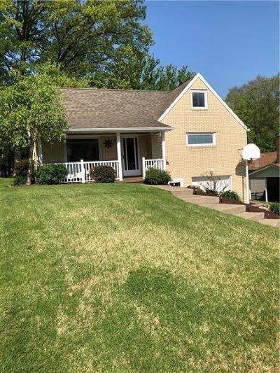 North Huntingdon Single Family Home For Sale: 320 Forest Drive