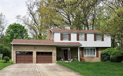 Murrysville Single Family Home Contingent: 3518 Mayer Drive