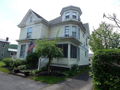 Somerset/Cambria County Single Family Home For Sale: 522 Oden Street