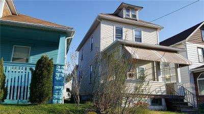 Somerset/Cambria County Single Family Home For Sale: 112 Cook Street