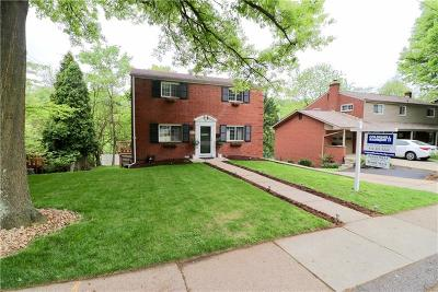 Forest Hills Boro Single Family Home Contingent: 237 Sharon Dr