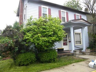 Single Family Home For Sale: 514 Walnut St