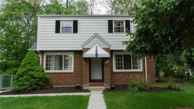 Forest Hills Boro Single Family Home For Sale: 405 Newport Road