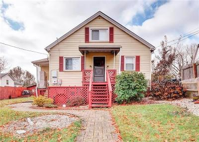 Wilkins Twp Single Family Home For Sale: 222 Wallace Ave