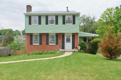 Single Family Home For Sale: 212 Wheatfield Dr