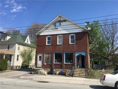 Somerset/Cambria County Commercial For Sale: 398 W Patriot St