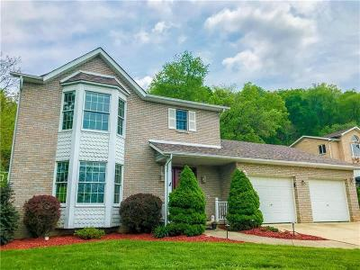 North Huntingdon Single Family Home For Sale: 4451 Turner Valley Rd