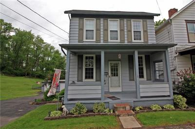 North Irwin PA Single Family Home Contingent: $139,000