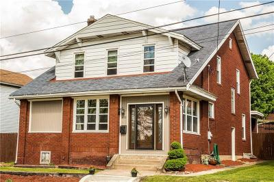 Single Family Home For Sale: 512 Edgewood Ave