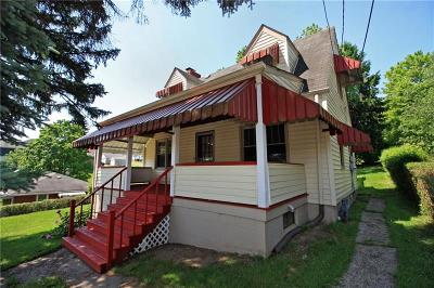 Single Family Home Sold: 128 S Lincoln Ave