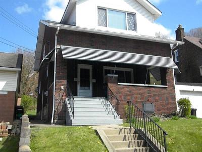 Trafford Single Family Home For Sale: 432 Homewood Ave
