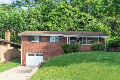 Forest Hills Boro Single Family Home Contingent: 112 Lebeau Pike