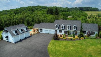 Single Family Home For Sale: 115 Abbey Lane