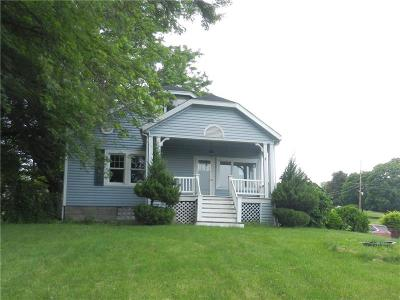Canton Twp PA Single Family Home Sold: $57,500