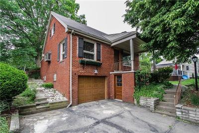 Forest Hills Boro Single Family Home For Sale: 905 Braddock Rd