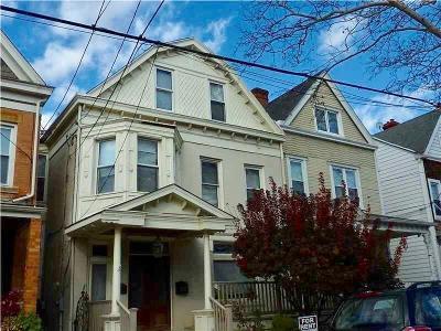 Shadyside Single Family Home For Sale: 5719 Walnut St