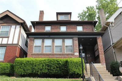Forest Hills Boro Single Family Home For Sale: 405 Lenox