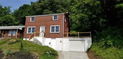 Trafford Single Family Home For Sale: 402 Homewood Ave