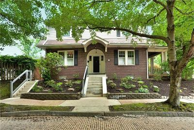 Regent Square Single Family Home Contingent: 1318 Laclair Street