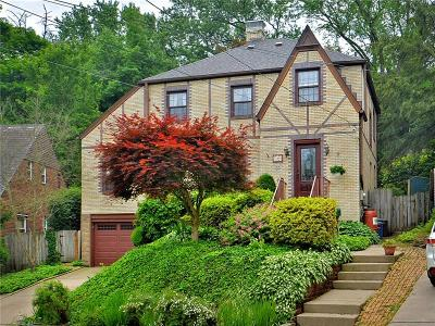 Forest Hills Boro Single Family Home For Sale: 712 Cascade Road