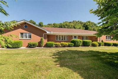 Single Family Home For Sale: 450 Slate Run Road