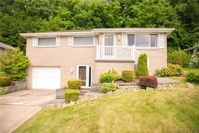Westmoreland County Single Family Home Contingent: 1631 Marion Drive