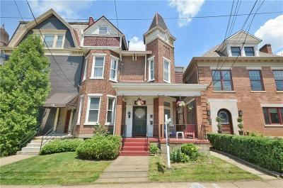 Shadyside Single Family Home For Sale: 733 S Negley Ave