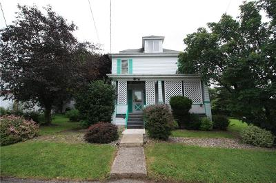 Everson PA Single Family Home Contingent: $50,000