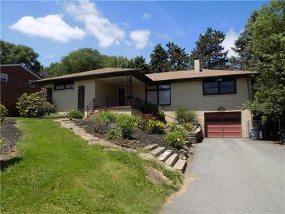 Single Family Home For Sale: 814 Harvey Avenue