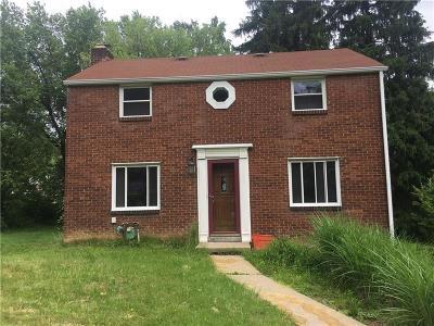 Verona Single Family Home For Sale: 7811 Mount Carmel Rd